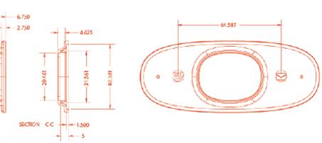 ntouch VP2 Blueprint Drawing